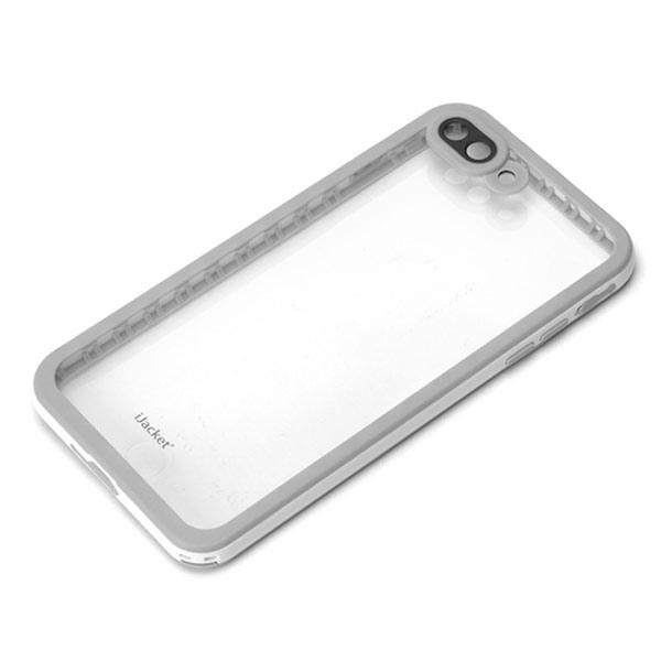 PGA iPhone 8 Plus / 7 Plus ウォータープルーフタフケース ホワイト
