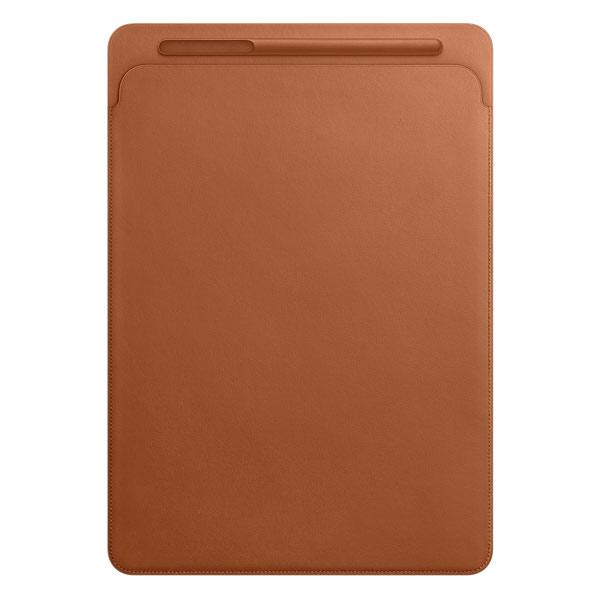 Apple 12.9インチ iPad Pro 1 / 2世代 レザースリーブ サドルブラウン