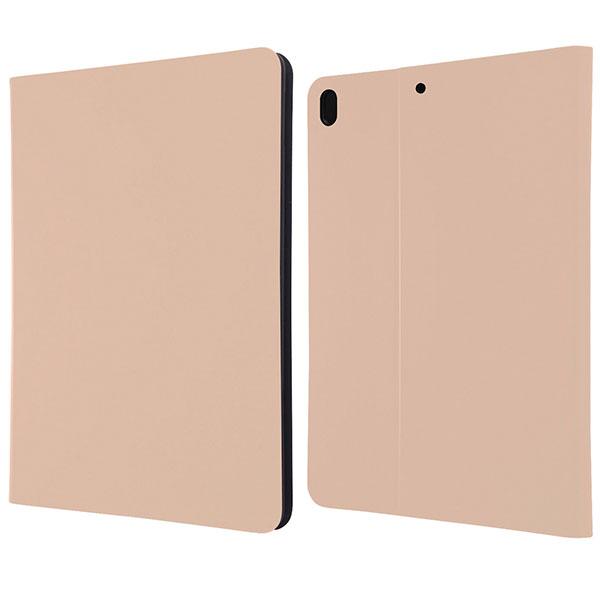 Ray Out 10.5インチ iPad Pro レザー スタンド機能付 ベージュ