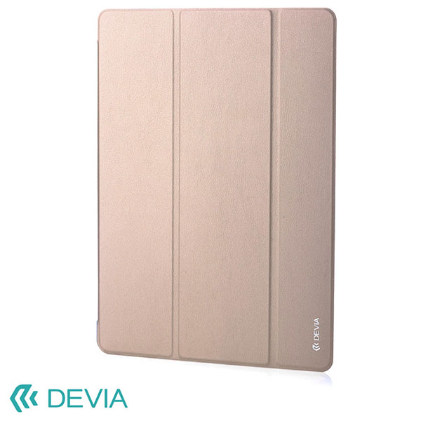 Devia 10.5インチ iPad Pro Flip Case / Light grace Champagne Gold