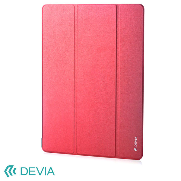 Devia 12.9インチ iPad Pro 1 / 2世代 Flip Case / Light grace rose red