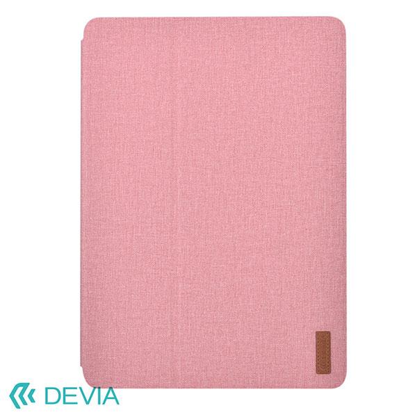 Devia 12.9インチ iPad Pro 1 / 2世代 Flip Case / Flax Pink