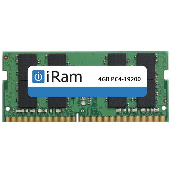 iRam PC4-19200 DDR4 2400MHz SO.DIMM 4GB