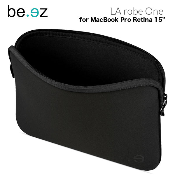 be.ez LA robe One Case for MacBook Pro Retina 15inch Black