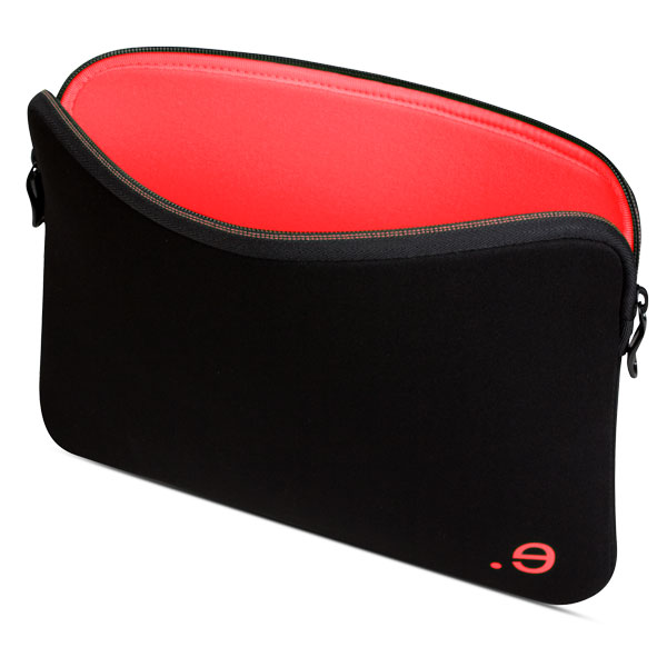 be.ez LA robe Addicted Case for MacBook Air 13inch/MacBook Pro 13inch Black/Strawberry