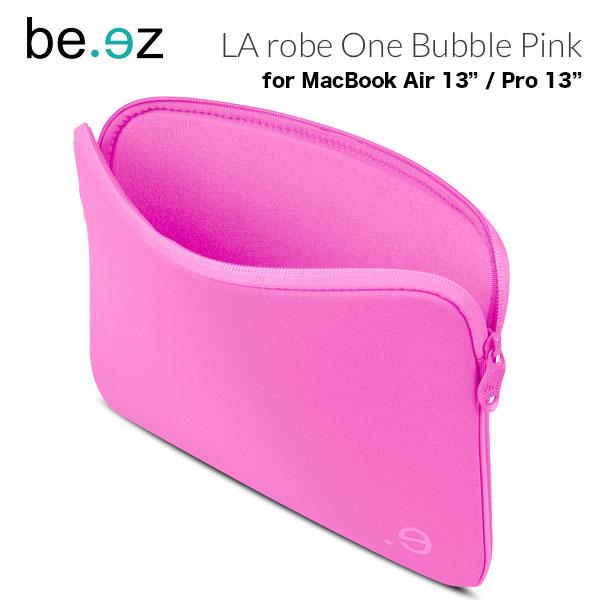 be.ez LA robe One Bubble Pink Case for MacBook Air 13/MacBook Pro 13