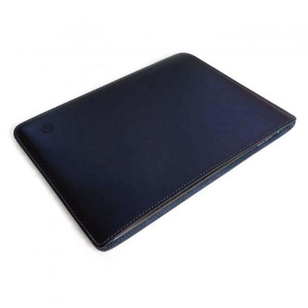 buzzhouse design iPad 7th / 10.5インチ iPad Air / Pro ハンドメイドレザーケース ブラック