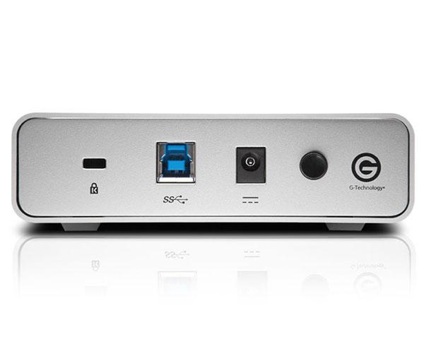 G-Technology 10TB G-DRIVE USB 3.0 Silver JP 外付けHDD
