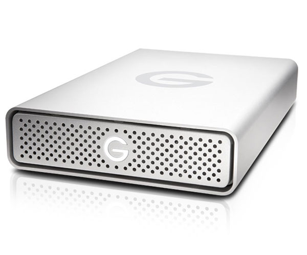G-Technology 10TB G-DRIVE USB 3.0 Silver JP 外付けHDD