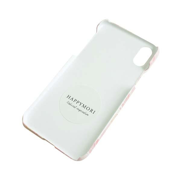 Happymori iPhone XS / X Lovin it - Pink