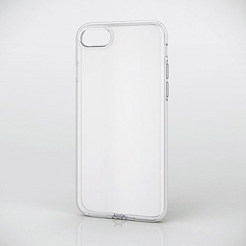 8b3f2af571 エレコム iPhone 8 / 7 用 ソフトケース 極み クリア # PM-A17MUCTCR ...