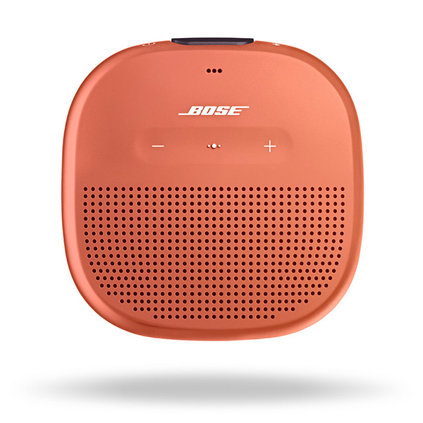 BOSE SoundLink Micro Bluetooth speaker Bright Orange