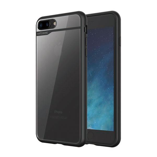 MATCHNINE iPhone 8 Plus / 7 Plus BOIDO ブラック/ハーフミラー