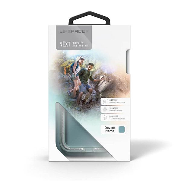 LifeProof iPhone 8 / 7 Next 防雪・防塵・耐衝撃 ケース Seaside