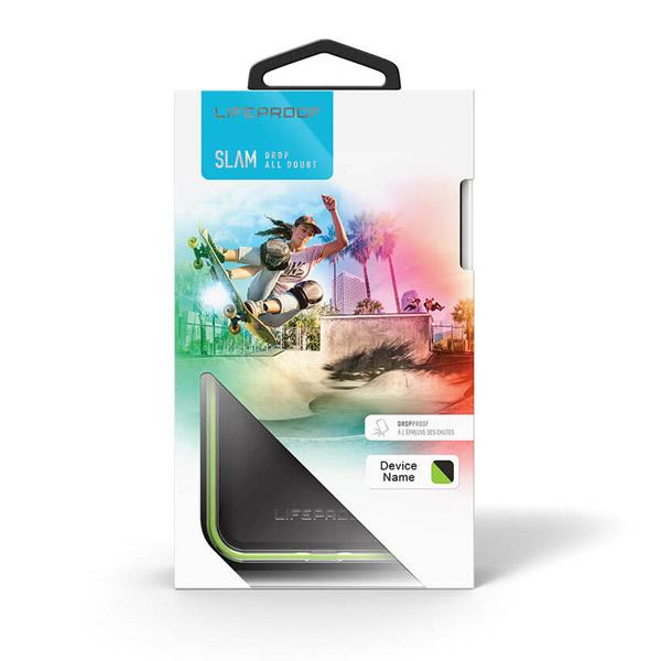 LifeProof iPhone 8 Plus / 7 Plus Slam 耐衝撃 ケース Night Flash