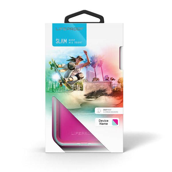 LifeProof iPhone 8 Plus / 7 Plus Slam 耐衝撃 ケース Aloha Sunset