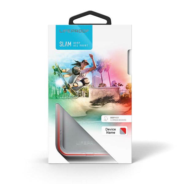 LifeProof iPhone 8 Plus / 7 Plus Slam 耐衝撃 ケース Lava Chaser