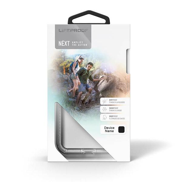 LifeProof iPhone 8 Plus / 7 Plus Next 防雪・防塵・耐衝撃 ケース Black Crystal