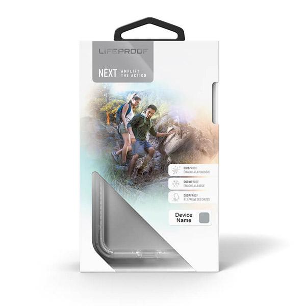 LifeProof iPhone 8 Plus / 7 Plus Next 防雪・防塵・耐衝撃 ケース Beach Pebble