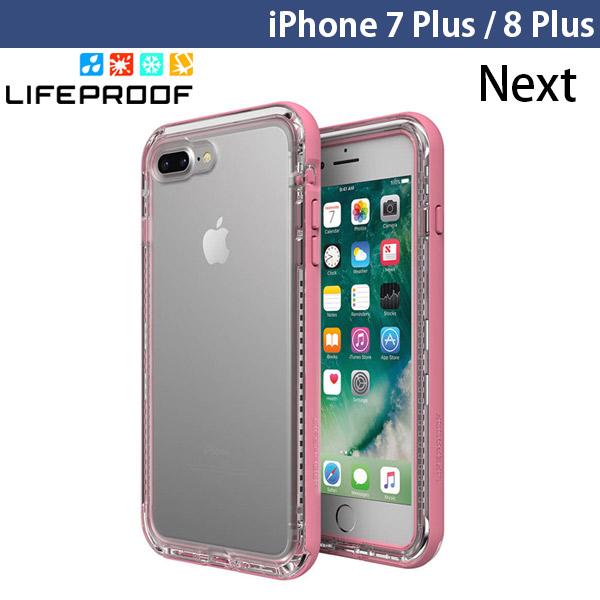 LifeProof iPhone 8 Plus / 7 Plus Next 防雪・防塵・耐衝撃 ケース Cactus Rose