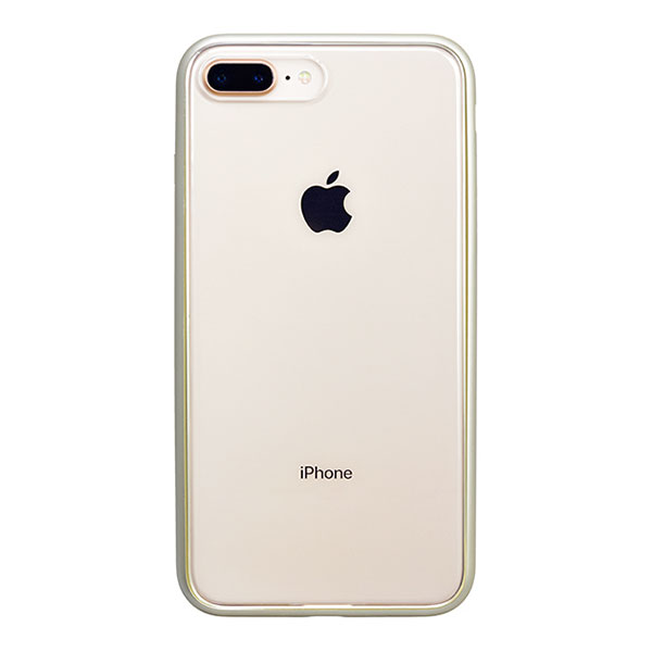 PowerSupport iPhone 8 Plus / 7 Plus Shock proof Air jacket (rubber gold)