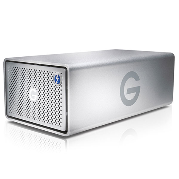 G-RAID Removable Thunderbolt 3 8000GB Silver JP 0G05751
