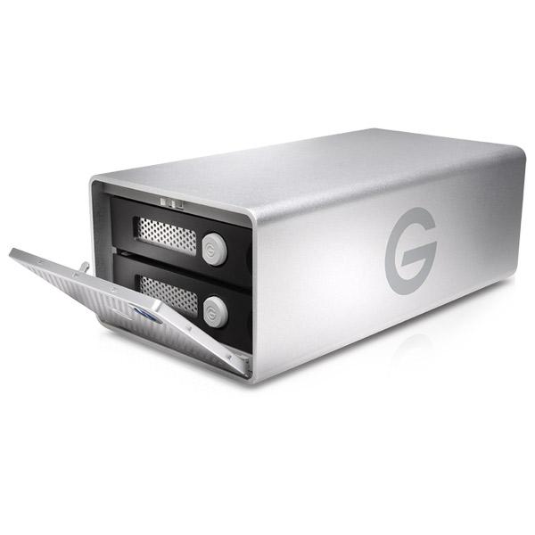 G-Technology 20TB G-RAID Removable Thunderbolt 3 USB-C