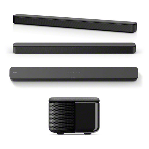 SONY HT-S100F Bluetooth サウンドバー ホームシアターシステム ブラック