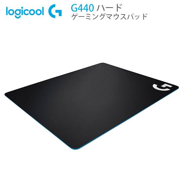 LOGICOOL G440 ハード ゲーミングマウスパッド