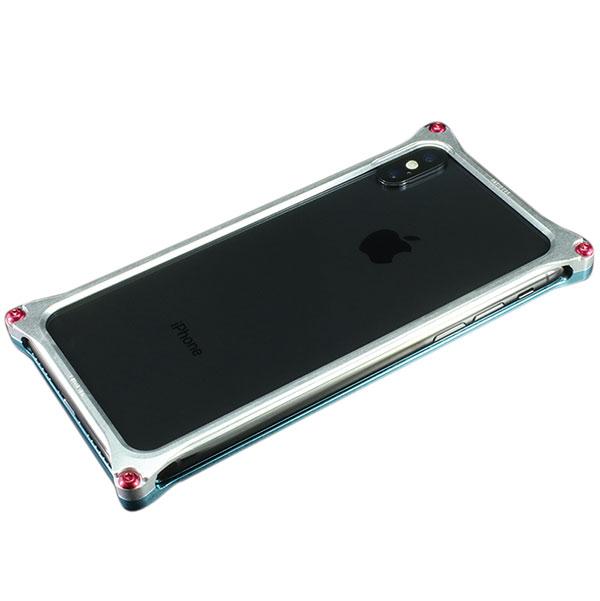 GILD design iPhone XS / X Solid Bumper (EVANGELION Limited) REI MODEL