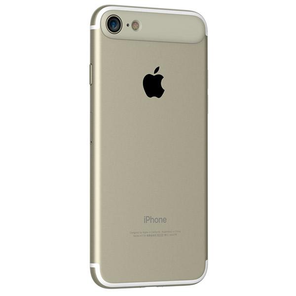 MYNUS iPhone 8 / 7 REAR BUMPER カメラレンズプロテクター ゴールド