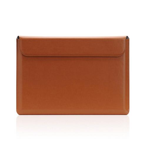 SLG Design iPad 7th / 10.5インチ iPad Air / Pro レザー ポーチ タン