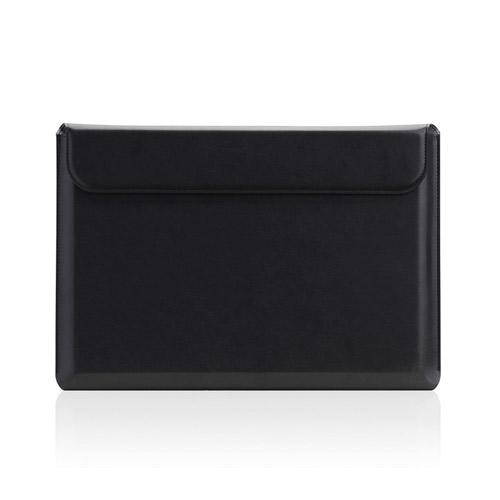 SLG Design iPad 7th / 10.5インチ iPad Air / Pro レザー ポーチ ブラック