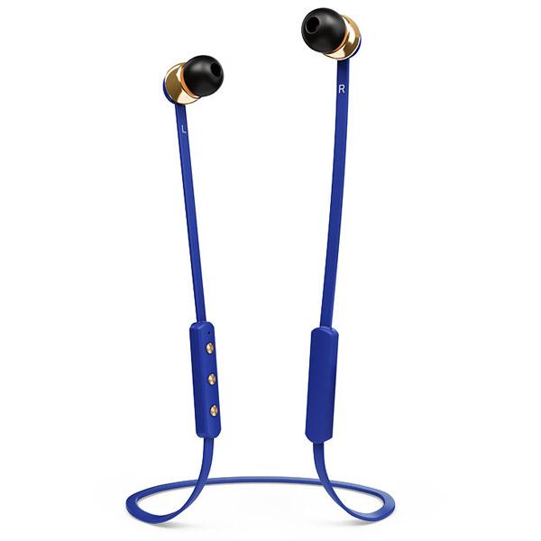 Sudio VASA Bla Bluetooth ワイヤレス カナル型イヤホン Blue wcc