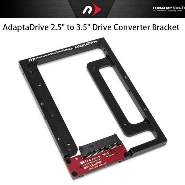 "Newer Technology AdaptaDrive 2.5"" to 3.5"" Drive Converter Bracket"