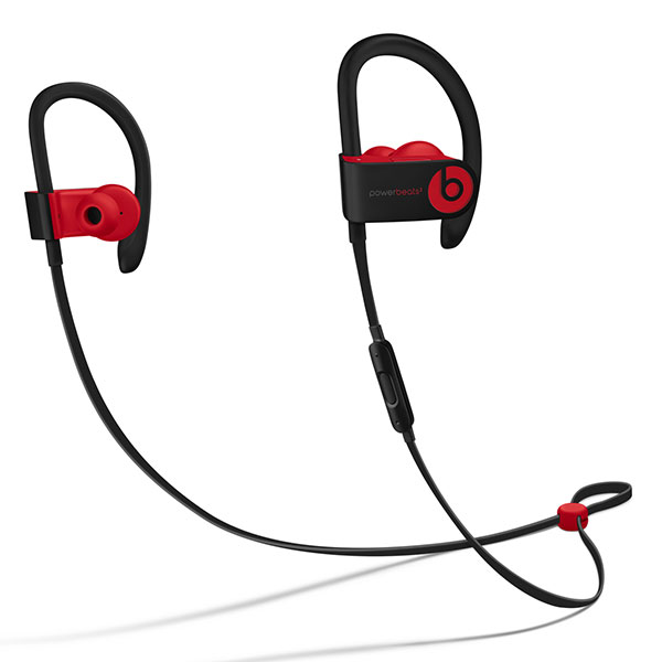 beats by dr.dre Powerbeats3 Wireless イヤフォン - The Beats Decade Collection - Defiant Black-Red
