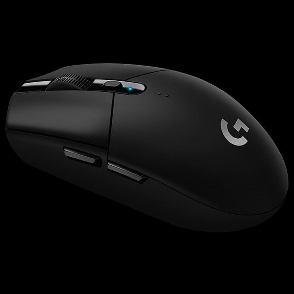 LOGICOOL G304 LIGHTSPEED ワイヤレス ゲーミングマウス