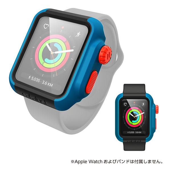 Catalyst Apple Watch 42mm Series 2 / 3 衝撃吸収ケース ブルーリッジサンセット