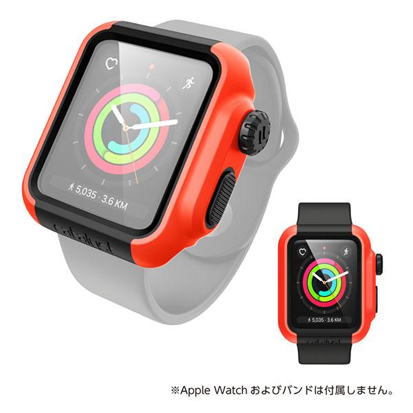 Catalyst Apple Watch 42mm Series 2 / 3 衝撃吸収ケース サンセットブラック