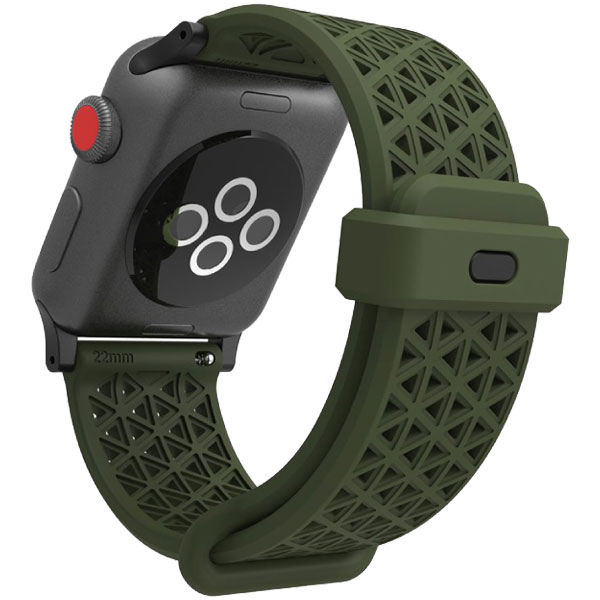 Catalyst Apple Watch 38mm / 40mm スポーツバンド アーミーグリーン