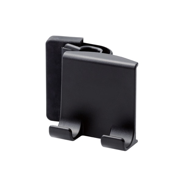 エレコム スマートフォン用ディスプレイクリップスタンド ブラック