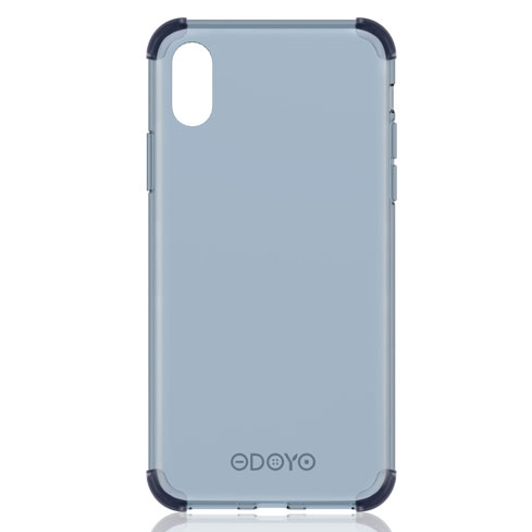 ODOYO iPhone XS Max Soft Edge Navy Blue