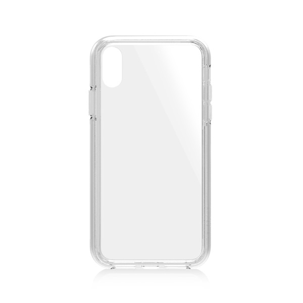 Simplism iPhone XS / X [GLASSICA] 背面ガラスケース クリア