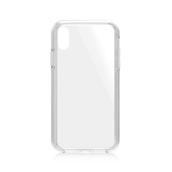 Simplism iPhone XR [GLASSICA] 背面ガラスケース クリア
