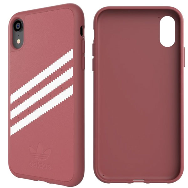 adidas iPhone XR OR-Moulded Case GAZELLE Pink