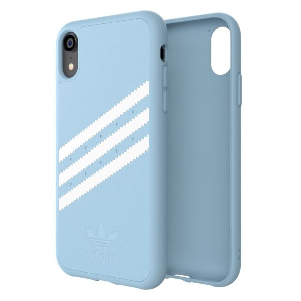 adidas iPhone XR OR-Moulded Case GAZELLE Blue