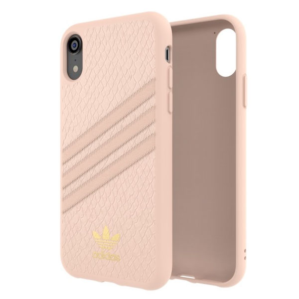 adidas iPhone XR OR-Moulded Case SAMBA WOMAN Pink