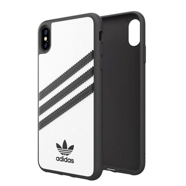 adidas iPhone XS Max OR-Moulded Case SAMBA White/Black