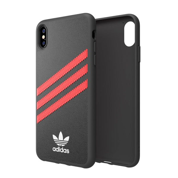 adidas iPhone XS Max OR-Moulded Case SAMBA Black/Red
