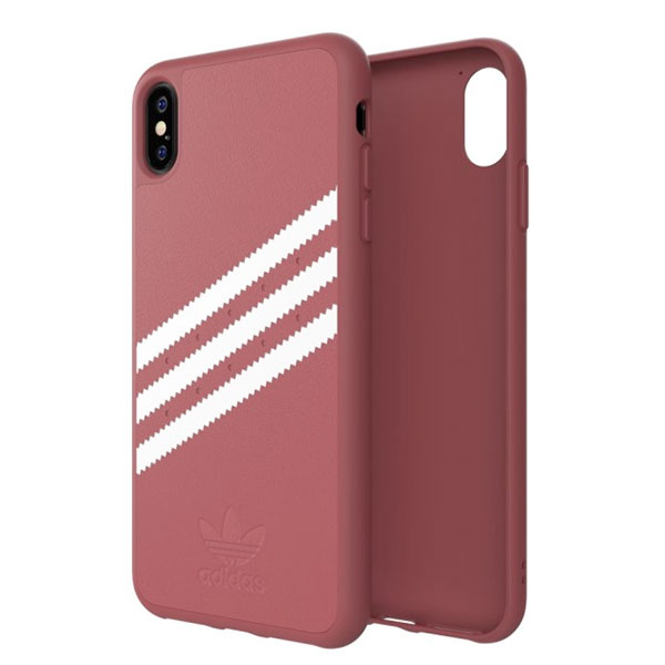 adidas iPhone XS Max OR-Moulded Case GAZELLE Pink